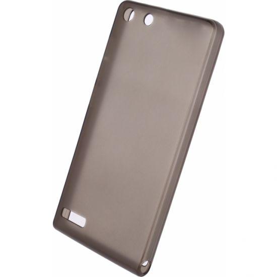Mobilize Gelly - Coque arrière en TPU pour Huawei Ascend G6 - Smoke