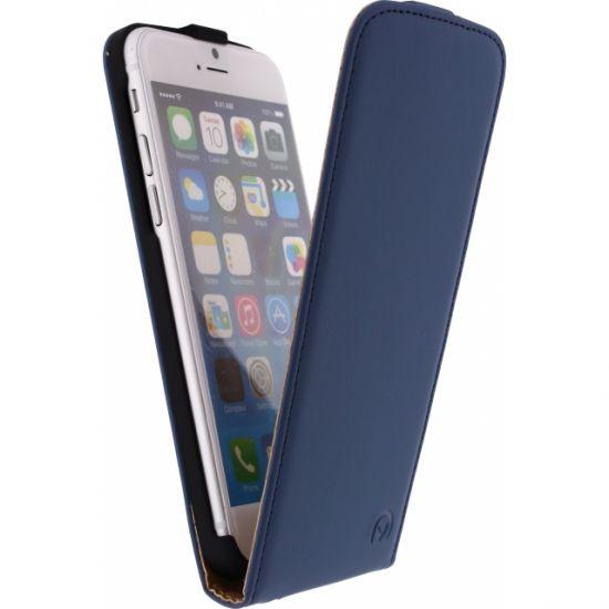 Mobilize Ultra Slim - Etui à clapet pour iPhone 6(s) - Bleu