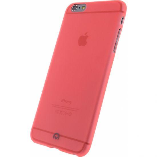 Mobilize Gelly - Coque arrière en TPU pour iPhone 6(s) Plus - Neon Orange