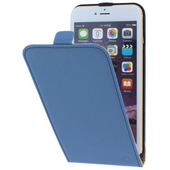Mobilize Ultra Slim - Etui à clapet pour iPhone 6(s) Plus - Bleu