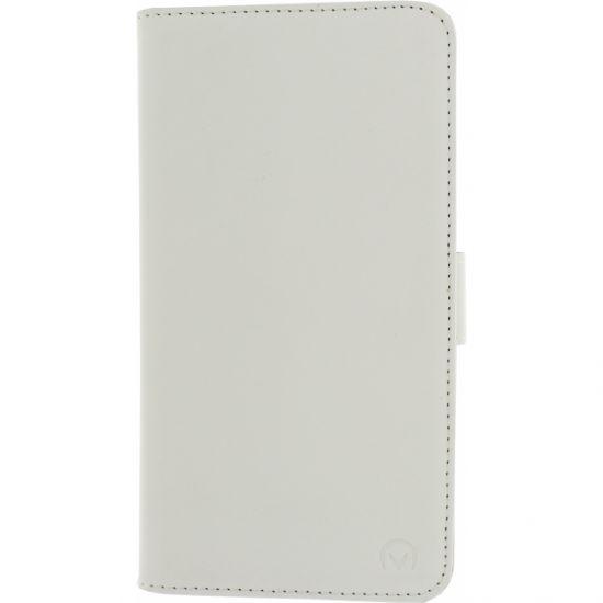 Mobilize Slim Wallet - Etui pour iPhone 6(s) Plus - Blanc