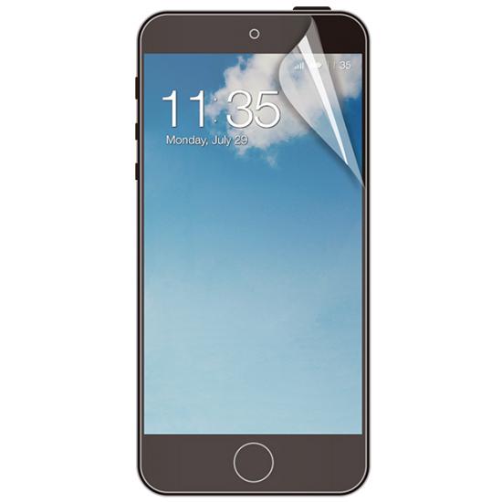 Muvit - Film plastique Protection d'écran pour iPhone 6(s) Plus - 2-Pack