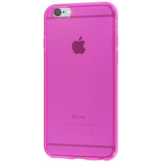 Colorfone - Coque arrière en TPU pour iPhone 6(s) - Rose