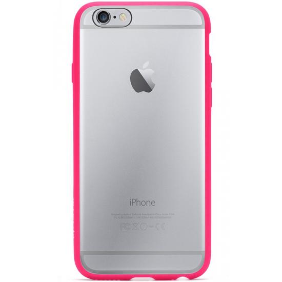 Griffin Reveal - Coque arrière en Plastique rigide pour iPhone 6(s) Plus - Clear Pink