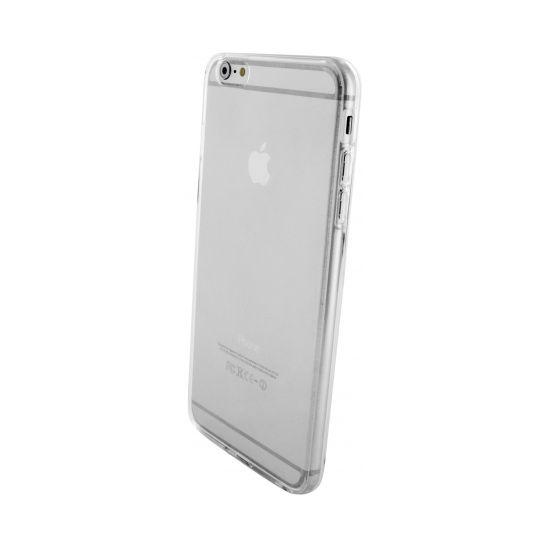 Mobiparts Essential - Coque arrière en TPU pour iPhone 6(s) Plus - Transparent