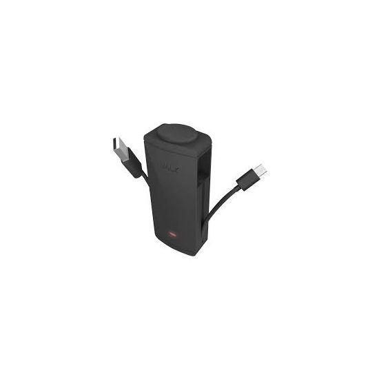 iWalk Charge It Plus Micro USB - Batterie externe 2.600 mAh - Noir