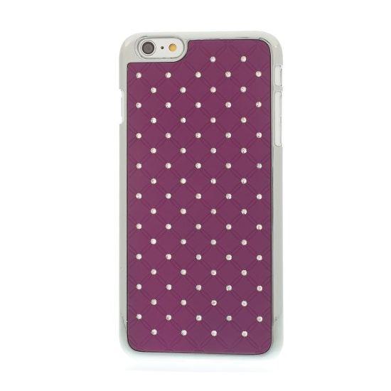 Mobigear Design - Coque arrière en Plastique rigide pour iPhone 6(s) Plus - Lilas