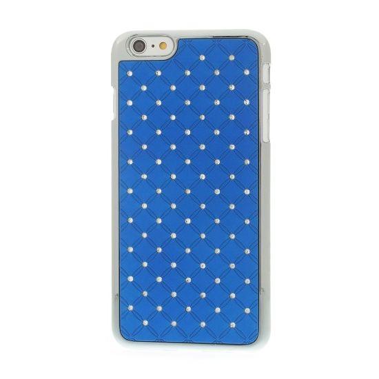 Mobigear Design - Coque arrière en Plastique rigide pour iPhone 6(s) Plus - Bleu