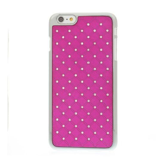 Mobigear Design - Coque arrière en Plastique rigide pour iPhone 6(s) Plus - Rose