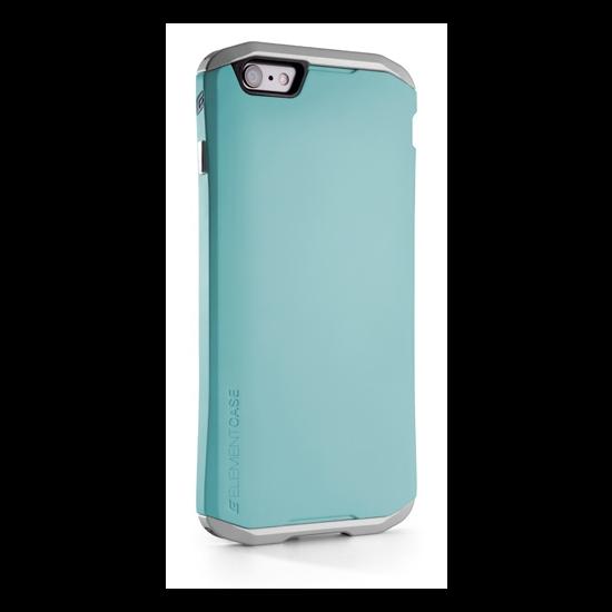Element Case Solace - Coque arrière en Aluminium pour iPhone 6(s) Plus - Turquoise