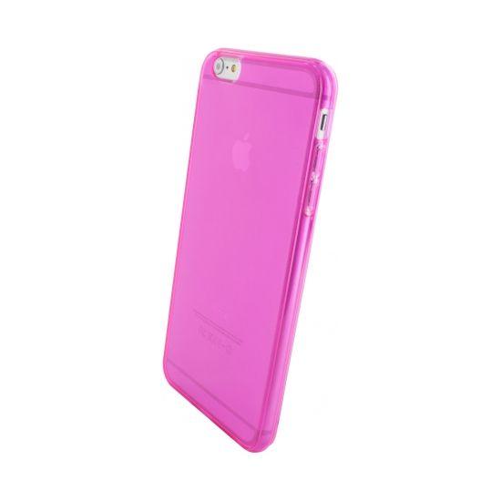 Mobiparts Essential - Coque arrière en TPU pour iPhone 6(s) Plus - Rose