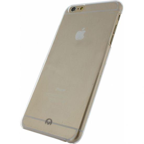 Mobilize Clear - Coque arrière en Plastique rigide pour iPhone 6(s) Plus - Transparent