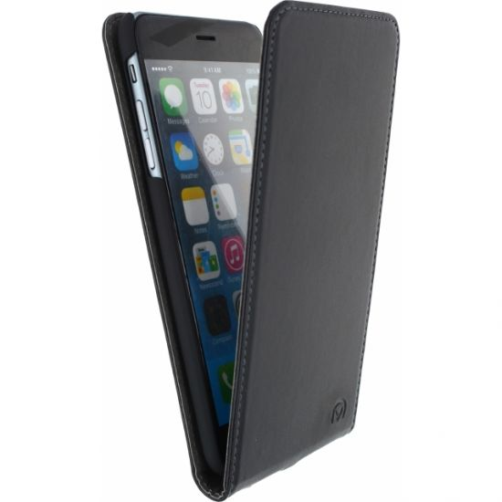 Mobilize Premium Magnet - Etui à clapet pour iPhone 6(s) Plus - Noir