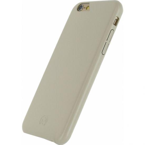 Mobilize Premium - Coque arrière pour iPhone 6(s) - Creamy White