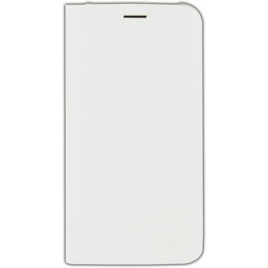 Mobilize Chic - Etui pour Samsung Galaxy S6 Edge - Blanc