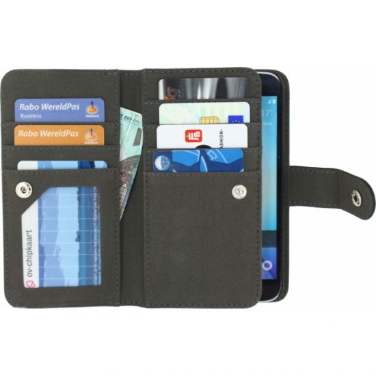 Mobilize All-in-One - Etui pour Samsung Galaxy S6 - Noir