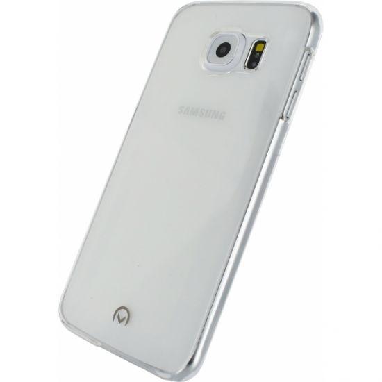 Mobilize Clear - Coque arrière en Plastique rigide pour Samsung Galaxy S6 - Transparent