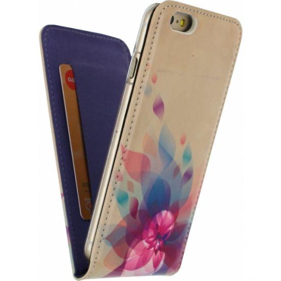 Mobilize Magnet - Etui à clapet pour iPhone 6(s) - Fire Flower
