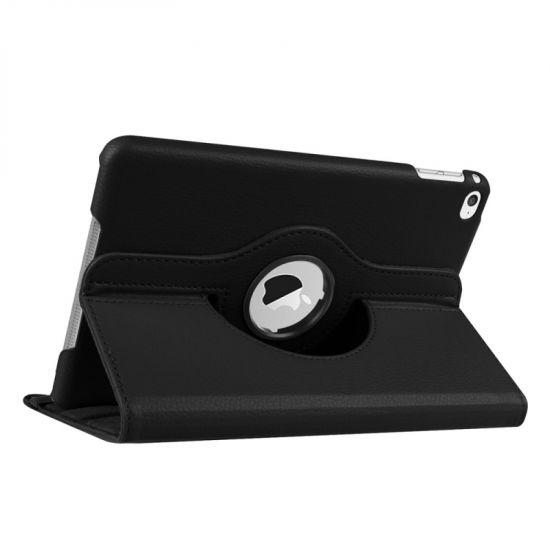 Mobigear 360 Rotating - Etui pour iPad Mini 4 (2015) - Noir