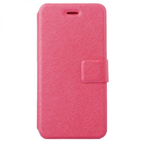 Mobigear Silk - Etui pour iPhone 6(s) - Magenta