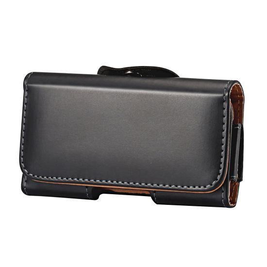 Mobigear Deluxe - Etui de ceinture pour Samsung Galaxy S7 - Noir