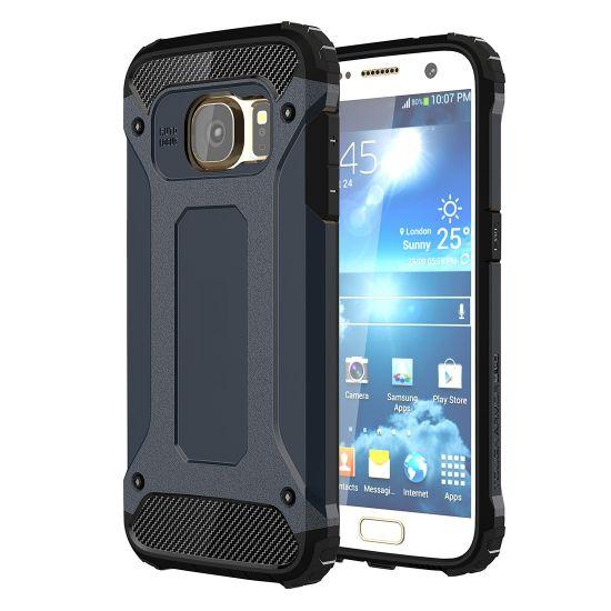 Mobigear Outdoor - Coque arrière en Plastique rigide pour Samsung Galaxy S7 - Dark Blue