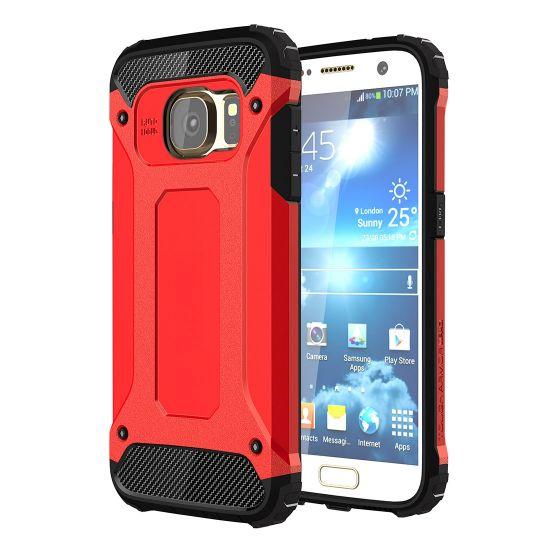 Mobigear Outdoor - Coque arrière en Plastique rigide pour Samsung Galaxy S7 - Rouge