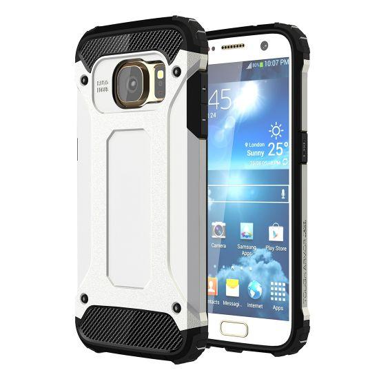 Mobigear Outdoor - Coque arrière en Plastique rigide pour Samsung Galaxy S7 - Blanc
