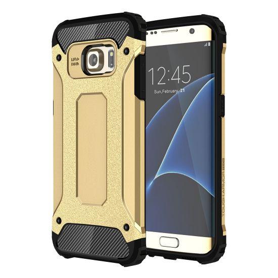 Mobigear Outdoor - Coque arrière en Plastique rigide pour Samsung Galaxy S7 Edge - Or