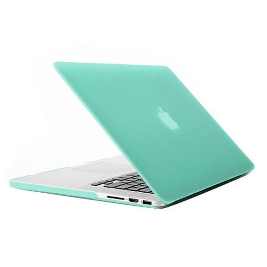 Mobigear Matte - Housse en Plastique rigide pour MacBook Pro 15 pouces - Vert