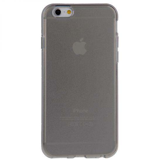 Mobigear Color - Coque arrière en TPU pour iPhone 6(s) - Gris