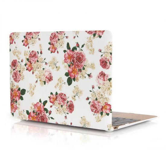 Mobigear Design - Housse en Plastique rigide pour MacBook 12 pouces A1534 - Rose chinois