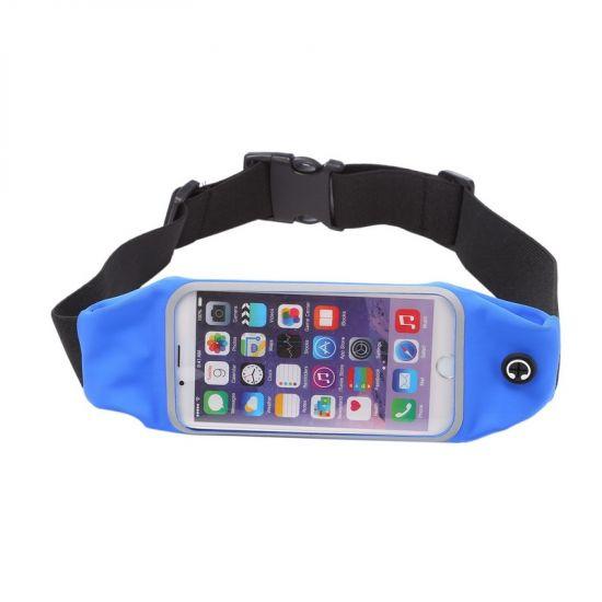 Mobigear - Brassard en Neoprène pour iPhone 6(s) - Dark Blue