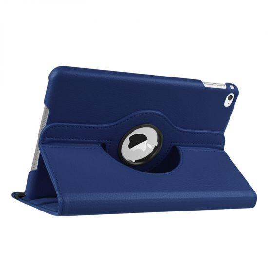 Mobigear 360 Rotating - Etui pour iPad Mini 4 (2015) - Dark Blue