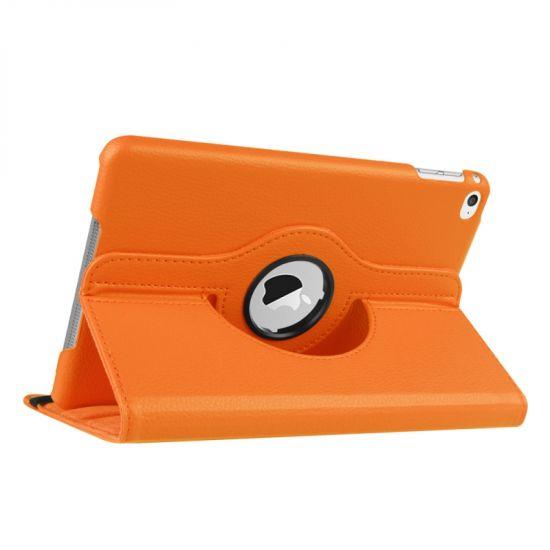 Mobigear 360 Rotating - Etui pour iPad Mini 4 (2015) - Orange