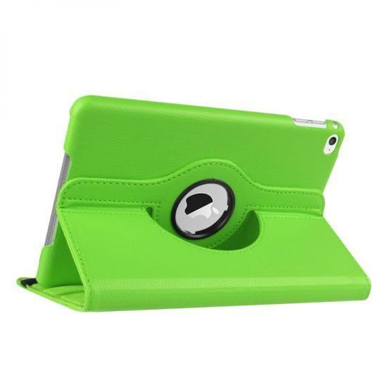Mobigear 360 Rotating - Etui pour iPad Mini 4 (2015) - Vert