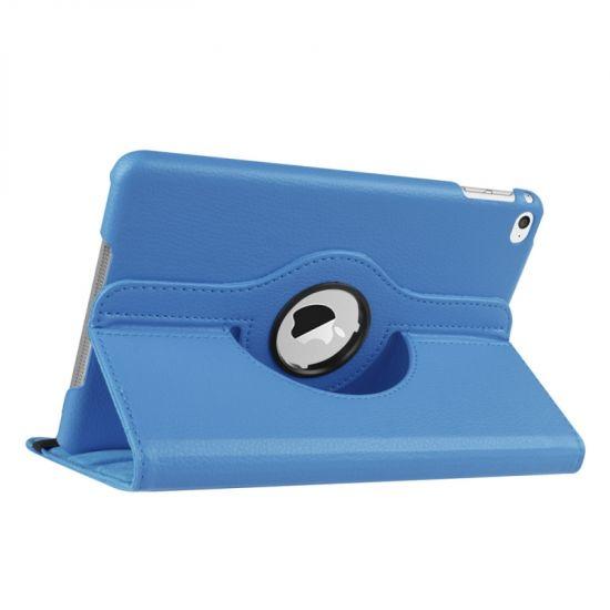 Mobigear 360 Rotating - Etui pour iPad Mini 4 (2015) - Bleu