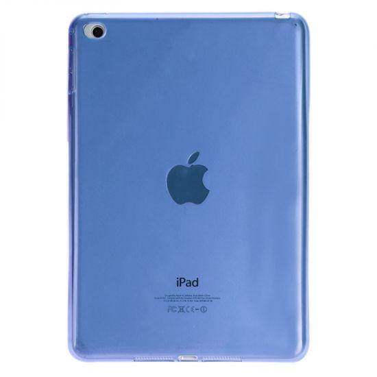 Mobigear - Coque arrière en TPU pour iPad Mini 4 (2015) - Bleu