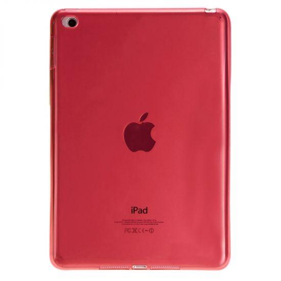 Mobigear - Coque arrière en TPU pour iPad Mini 4 (2015) - Rouge