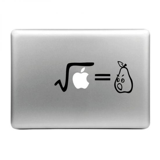 Mobigear Design - Autocollant pour MacBook Air / Pro (2008-2015) - Formule