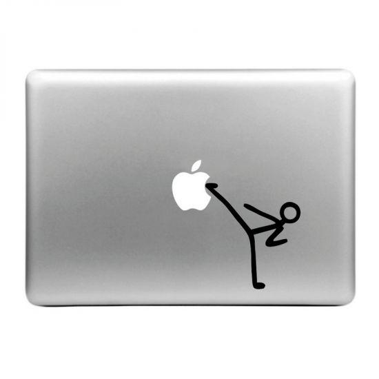 Mobigear Design - Autocollant pour MacBook Air / Pro (2008-2015) - Karaté