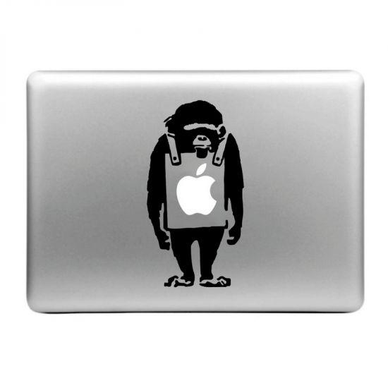 Mobigear Design - Autocollant pour MacBook Air / Pro (2008-2015) - Singe