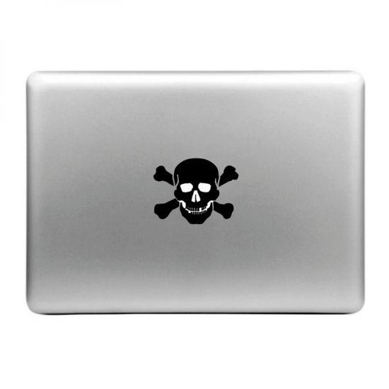 Mobigear Design - Autocollant pour MacBook Air / Pro (2008-2015) - Le crâne