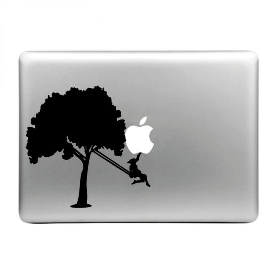 Mobigear Design - Autocollant pour MacBook Air / Pro (2008-2015) - Arbre
