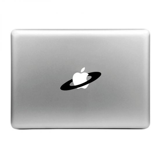 Mobigear Design - Autocollant pour MacBook Air / Pro (2008-2015) - Ring For Apple