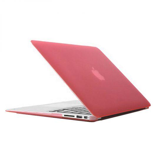 Mobigear Matte - Housse en Plastique rigide pour MacBook Air 13 pouces - Rose