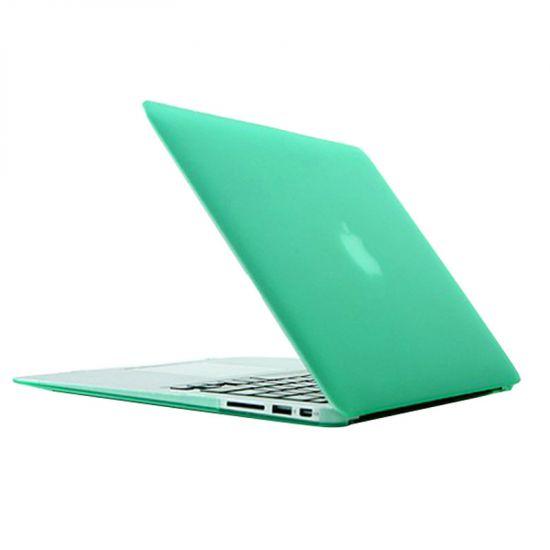 Mobigear Matte - Housse en Plastique rigide pour MacBook Air 13 pouces A1369 / A1466 - Vert