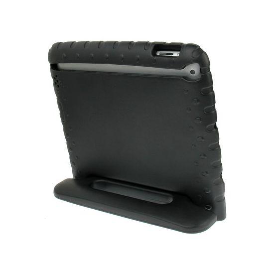 Mobigear Kidsproof - Coque arrière en EVA pour iPad 4 (2012) / iPad 3 (2012) / iPad 2 (2011) - Noir