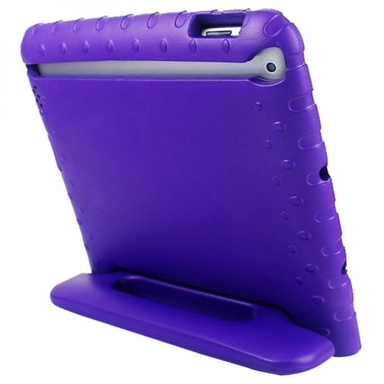 Mobigear Kidsproof - Coque arrière en EVA pour iPad 4 (2012) / iPad 3 (2012) / iPad 2 (2011) - Lilas