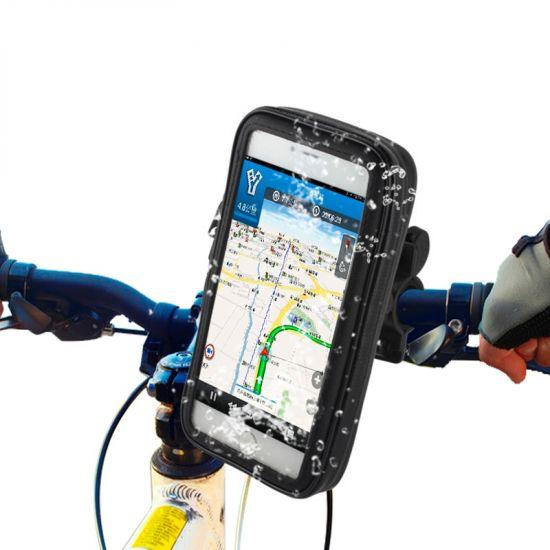Mobigear Bike Console - Support Vélo pour iPhone 8 Plus / 7 Plus / 6(s) Plus - Noir